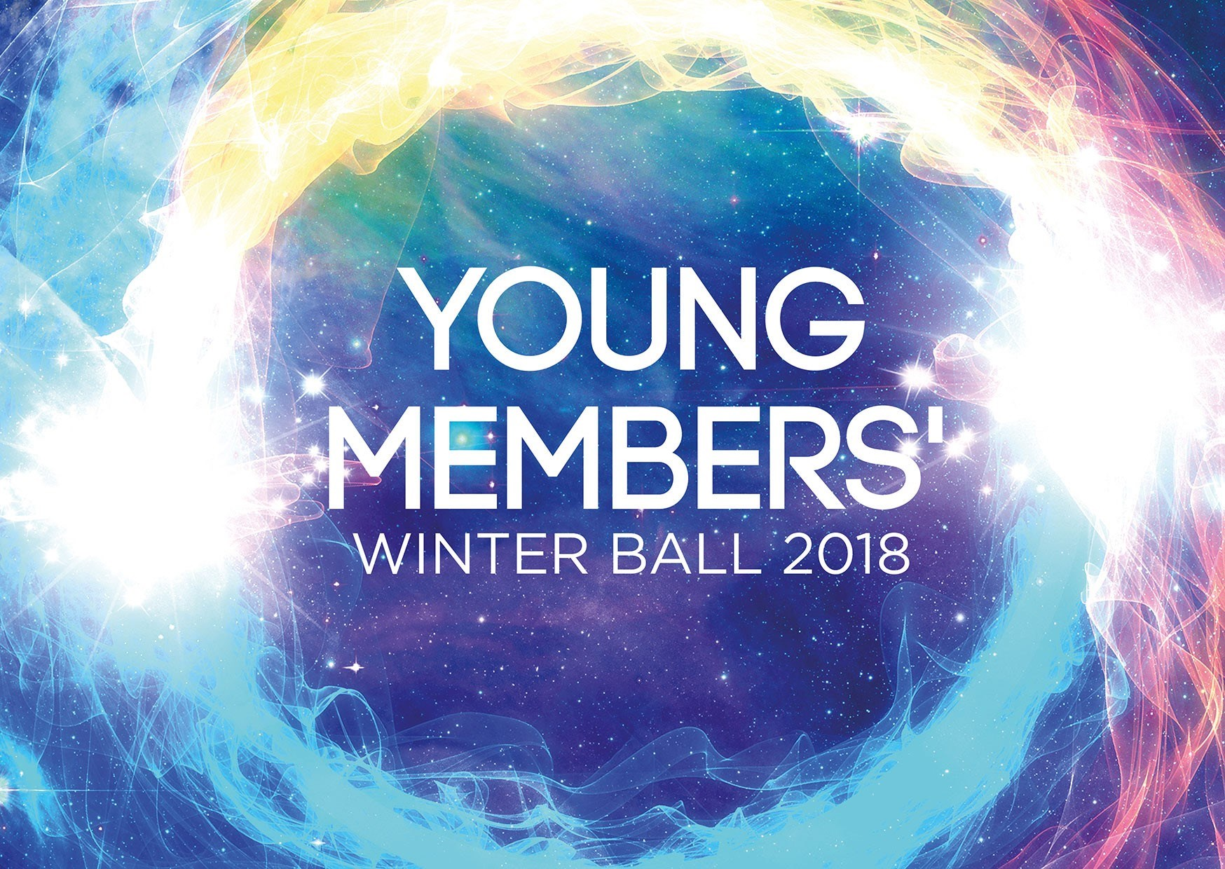 Young Members' Winter Ball 2018