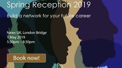 Young Professionals Spring Reception 2019