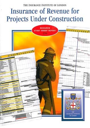 Insurance Of Revenue For Projects Under Construction