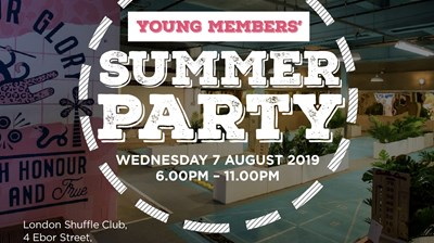 Young Members Summer Party