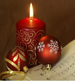 Christmas Carols by Candlelight